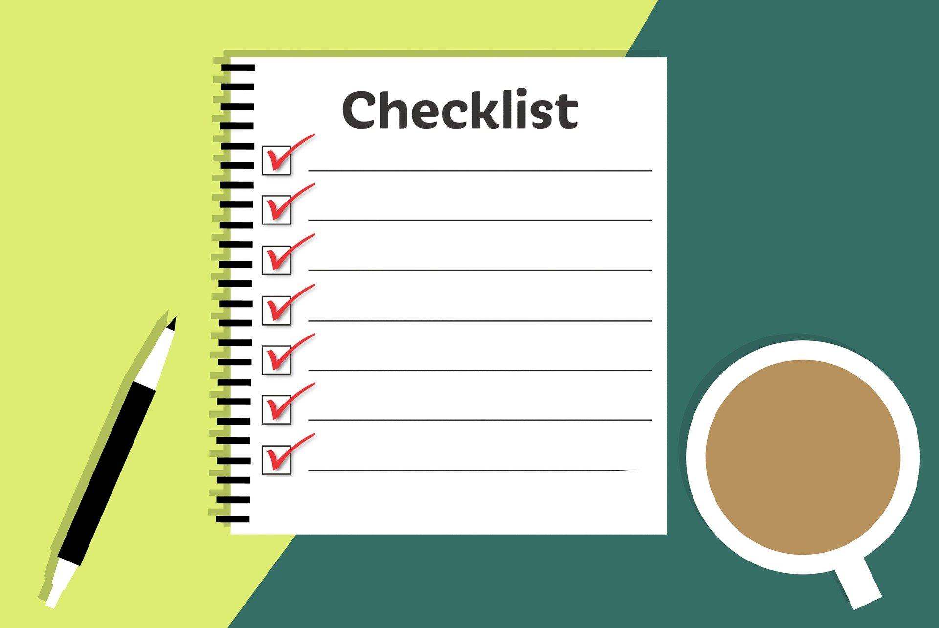 checklist-3679741_1920
